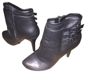 BCBGeneration Black with black hardware Boots