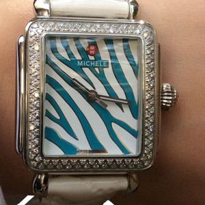 Michele MICHELE DECO DIAMOND LADIES WATCH LIMITED EDITION #74/100 w/ BOX