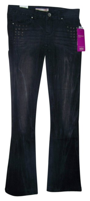 Preload https://item3.tradesy.com/images/no-boundaries-3-junior-boot-cut-jeans-dark-rinse-1014242-0-1.jpg?width=400&height=650