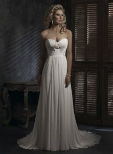 Maggie Sottero Claire Dress - Style #a3444 Wedding Dress