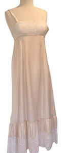 Karen Zambos short dress Cream on Tradesy