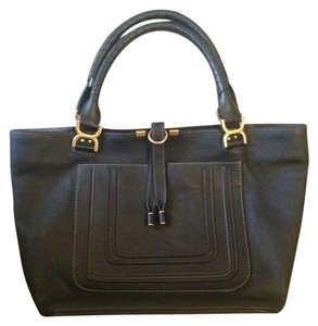Chloé Tote in Black