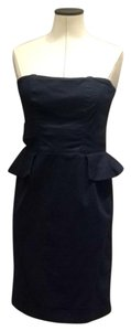 Marc Jacobs short dress Navy on Tradesy