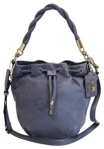 Coach Madison Leather Marielle Shoulder Bag