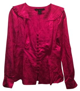 Marc by Marc Jacobs Jacbos Top Magenta