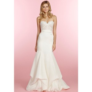 Hayley Paige Blush Wedding Dress