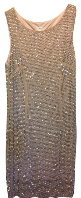 Preload https://item2.tradesy.com/images/cache-nude-beaded-long-formal-dress-size-12-l-10147831-0-1.jpg?width=400&height=650