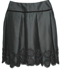 Bill Blass Cocktail Party Formal Evening Skirt BLACK