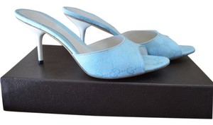 Gucci Light Blue Sandals