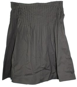 Theory Pleated Skirt BLACK