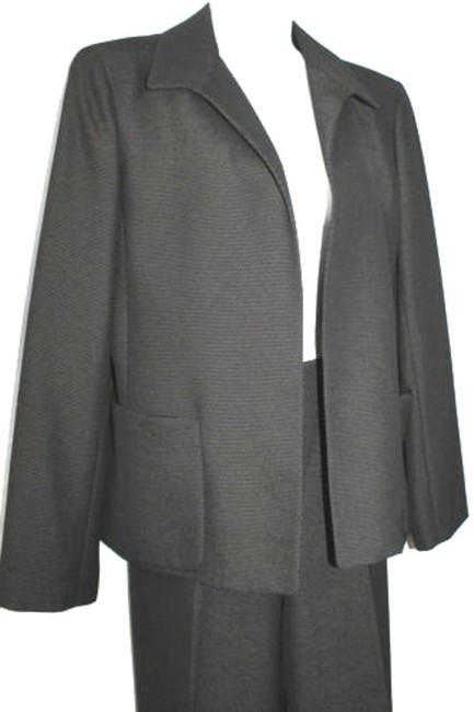 Anne Klein ANNE KLEIN OPEN FRONT 2-PC. PANT SUIT 10
