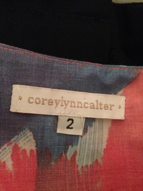 Corey Lynn Calter Mini Skirt