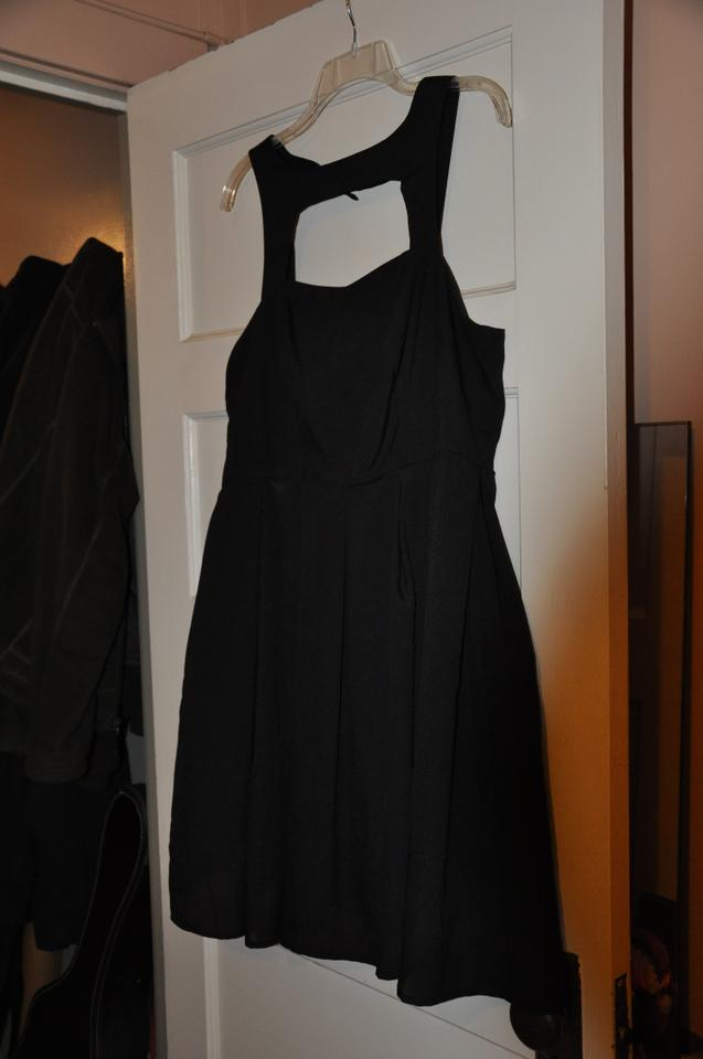 Forever 21 Black Party Little Lbd Night Out Dress