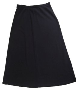 Lands' End Skirt Navy