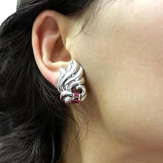 Preload https://img-static.tradesy.com/item/10150111/tiffany-and-co-co-vintage-sterling-silver-14-karat-yellow-gold-clip-with-rubies-earrings-0-11-540-540.jpg