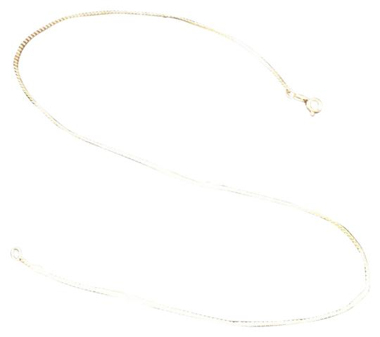 Preload https://img-static.tradesy.com/item/10151143/14k-solid-yellow-gold-17-spain-made-serpentine-link-chain-28-gramm-necklace-0-2-540-540.jpg
