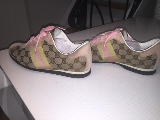 Gucci Pink Athletic