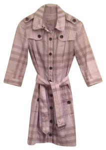 Burberry Brit short dress Lilac on Tradesy