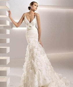Pronovias Pronovia 90 Wedding Dress
