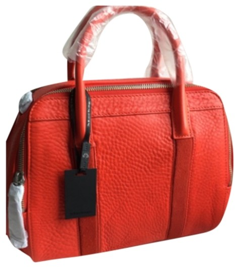 Preload https://item4.tradesy.com/images/mackage-deva-convertible-handbag-coral-grained-leather-satchel-10154278-0-1.jpg?width=440&height=440