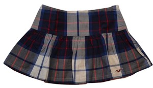 Hollister Party Mini Skirt multi-color