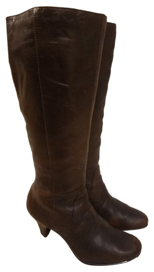 Preload https://img-static.tradesy.com/item/10155319/born-brown-women-1042-leather-knee-high-bootsbooties-size-us-10-regular-m-b-0-1-540-540.jpg