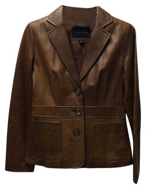 Preload https://item2.tradesy.com/images/banana-republic-brown-leather-jacket-size-2-xs-10155676-0-1.jpg?width=400&height=650