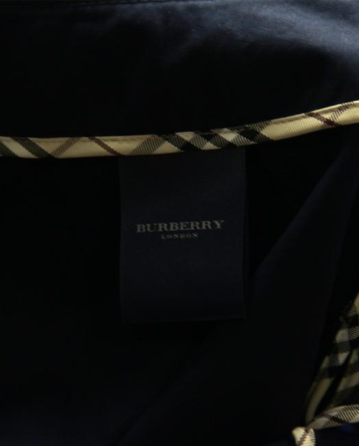 Burberry Midnight Skirt Navy blue