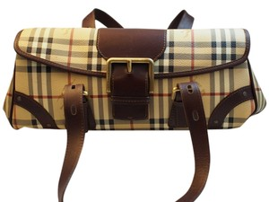 Burberry London Satchel in Classic