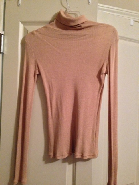 Michael Stars One Size Fits Most Turtle Neck The Tee Tunic Image 1