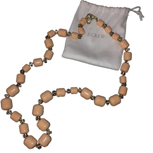 Preload https://img-static.tradesy.com/item/10157110/jcrew-peach-necklace-0-1-540-540.jpg