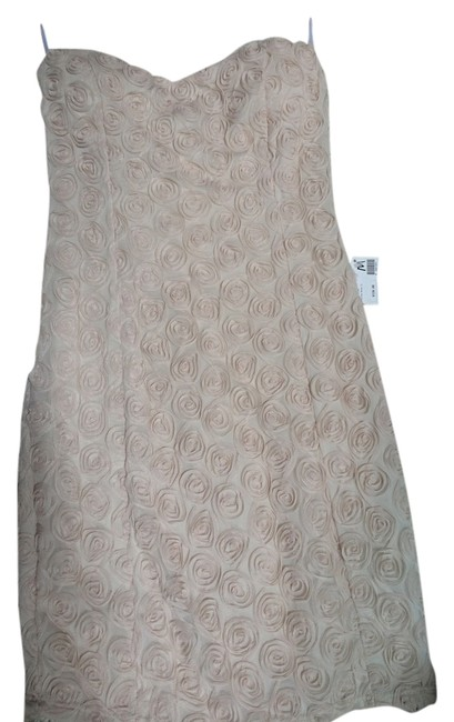 Preload https://item1.tradesy.com/images/janice-creme-above-knee-cocktail-dress-size-2-xs-1015750-0-0.jpg?width=400&height=650