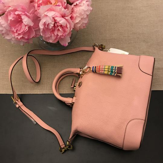 Tory Burch Satchel in Rose Satchel
