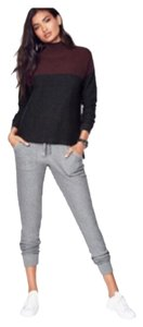 Victoria's Secret Relaxed Pants Dark Heather Grey(charcoal grey)