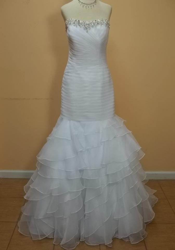 Mori lee 1808 wedding dress on sale 23 off wedding for Mori lee wedding dress sale