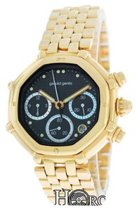 Gerald Genta Gerald Genta Success G.3388.7 Chrono 18K Yellow Gold Automatic Watch