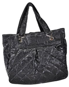 Chanel Le Marais Tote in Black