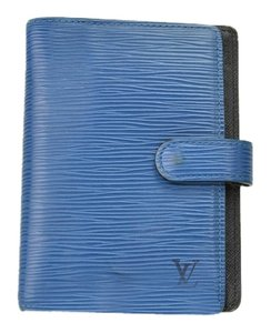 Louis Vuitton Agenda Epi wallet