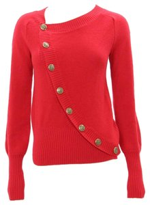 Marc by Marc Jacobs Wool Buttons Runway Collection Holiday Cardigan