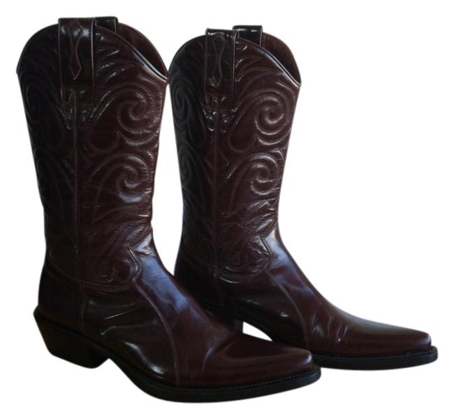Item - Brown Boots/Booties Size US 10