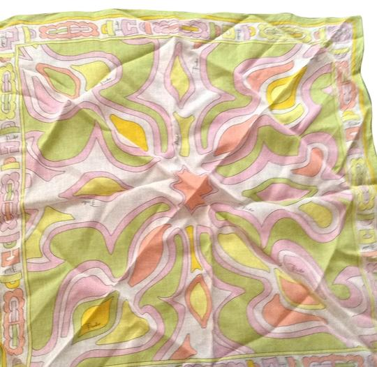 Preload https://item2.tradesy.com/images/emilio-pucci-green-pink-yelow-scarfwrap-10160221-0-1.jpg?width=440&height=440