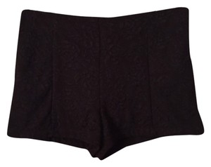 Forever 21 Mini/Short Shorts Blac