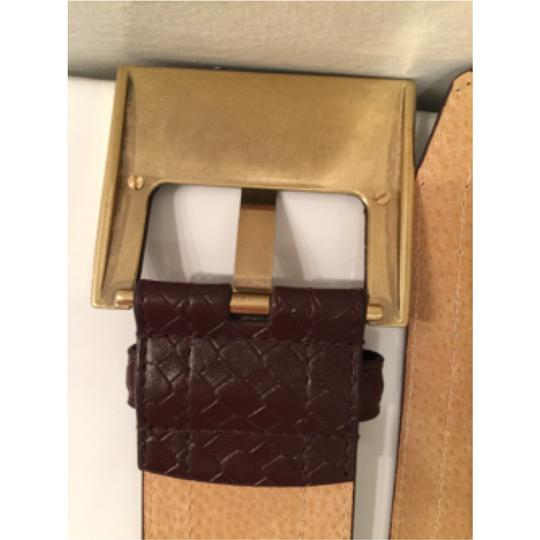 Other Square Buckle Braided Embossed Size L Image 3