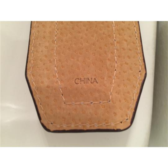 Other Square Buckle Braided Embossed Size L Image 4