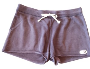 Abercrombie & Fitch Navy blue and white Shorts