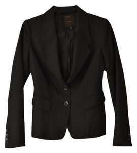 The Limited Suit Coat Classic Basic Black Blazer