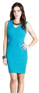 Nikibiki short dress Turquoise on Tradesy