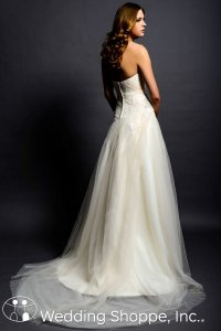 Eden Blush Bl052 Wedding Dress Size 14 (L)