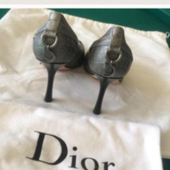 Dior Brozen Pumps