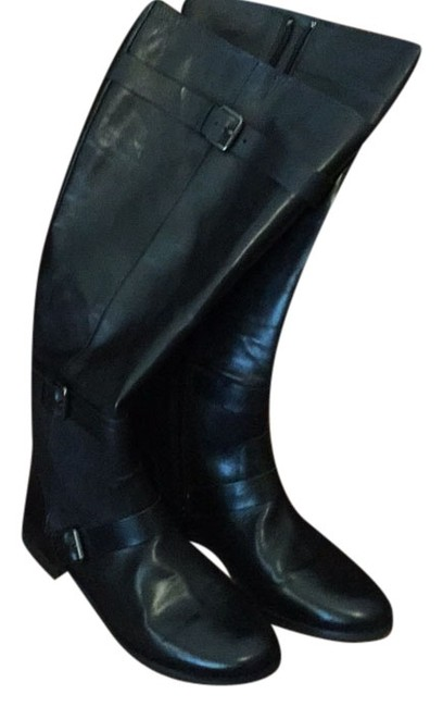 Item - Blac Josey Riding Shaft Boots/Booties Size US 9 Wide (C, D)
